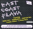 East Coast Flava East Coast Flava Chill Rob Craz Father Mc Kgb 2 CD 2 Lp Set