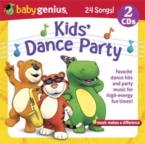 Kids Dance Party Kids Dance Party 2 CD Set