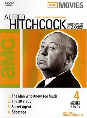 Hitchcock Alfred Alfred Hitchcock Clr Nr
