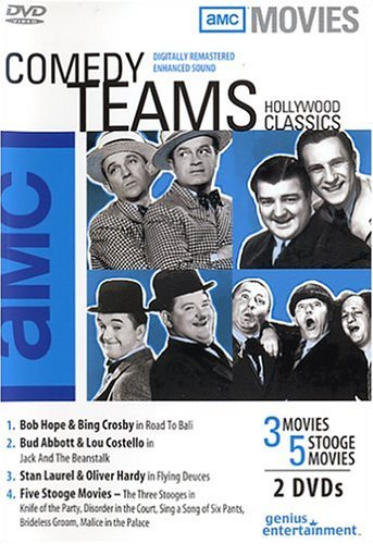 Amc Comedy Teams Vol. 2 Clr Nr