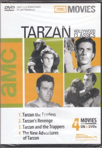 Tarzan Hollywood Classics Tarzan Hollywood Classics