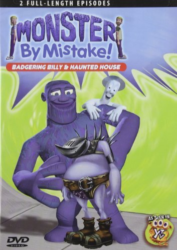Monsters By Mistake Badgering Billy & Haunted House