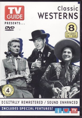 Tv Guide Presents Classic Westerns (8 Episodes)