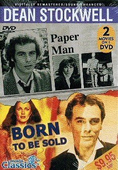 Paper Man Born To Be Sold Dean Stockwell Double Feature