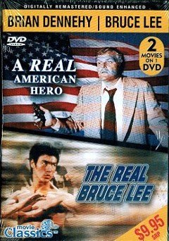 Real American Hero Real Bruce Lee Double Feature