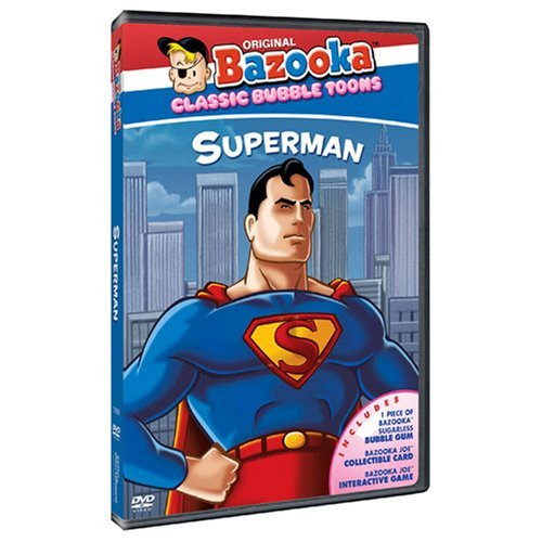 Bazooka Vol. 3 Superman Clr Nr
