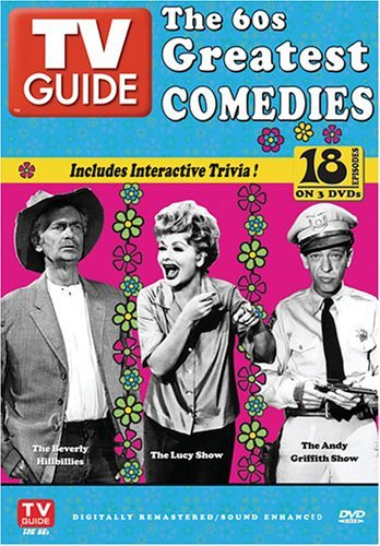 Tv Guide 1960's Tvs Greatest C Tv Guide 1960's Tvs Greatest C Clr Nr 3 DVD