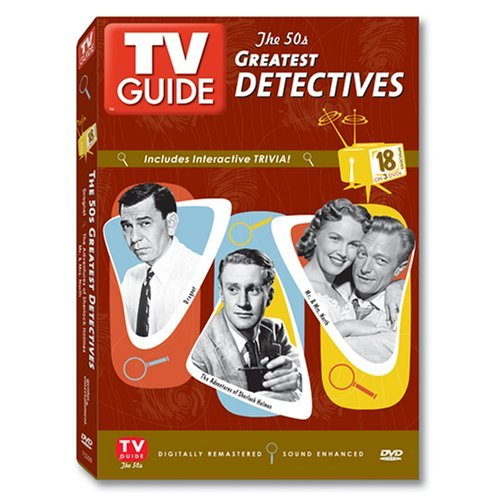 Tv Guide 50's Greatest Detectives