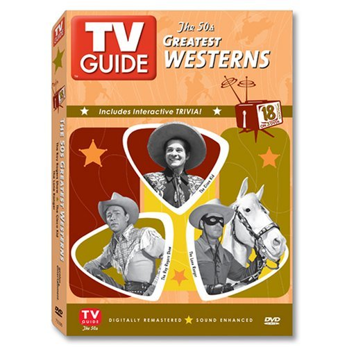 Tv Guide 50's Greatest Westerns