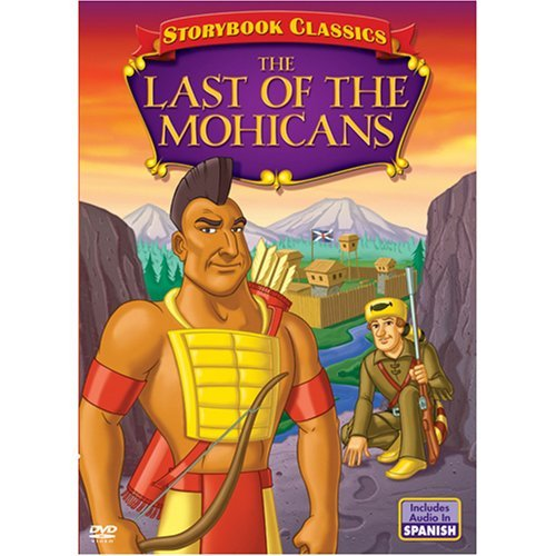 Animated Classics Last Of The Mohicans Clr Nr