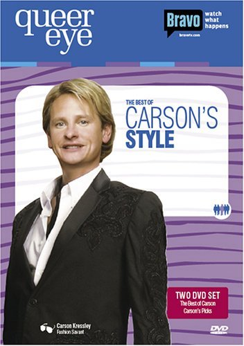 Queer Eye For The Straight Guy Style With Carson Clr Nr