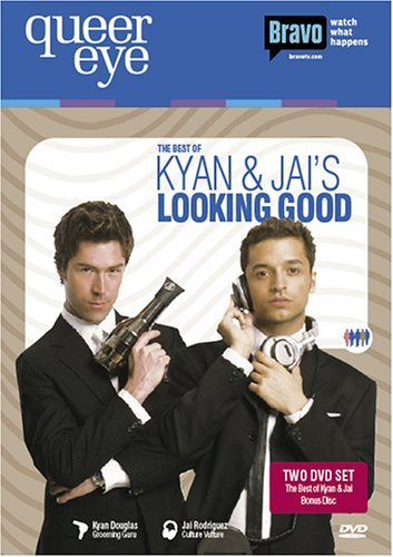 Queer Eye For The Straight Guy Everyman's Guide With Kyan & J Clr Nr