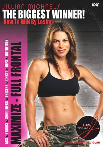 Jillian Michaels Maximize Full Frontal Clr Nr