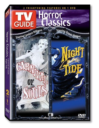 Carnival Of Souls Night Tide Tv Guide Horror Classics Clr Nr 2 On 1