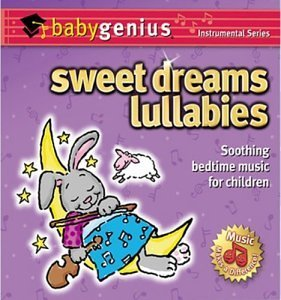 Baby Genius Sweet Dreams Lullabies Baby Genius