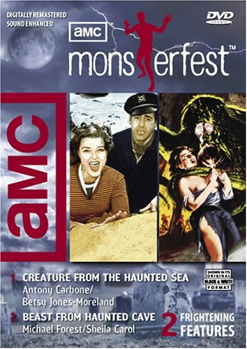 Creature From The Haunted Sea Amc Monsterfest Clr Nr 2 On 1