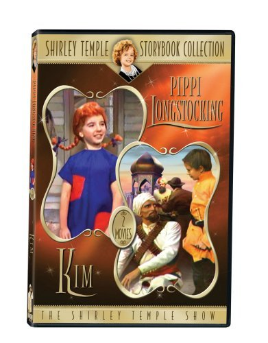 Storybook Collection Pippi Longstocking & Kim Clr Nr