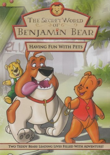 Secret World Of Benjamin Bear Vol. 1 Having Fun With Pets Clr Nr