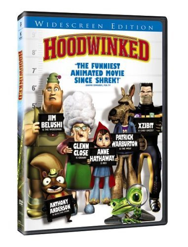 Hoodwinked Hoodwinked DVD Pg