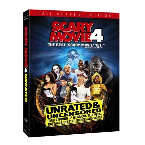 Scary Movie 4 Faris Hall Nielsen Clr Nr Unrated