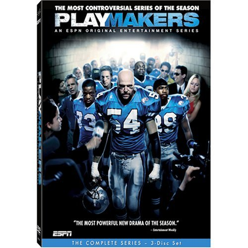 Playmakers Complete Series Clr Nr 3 DVD