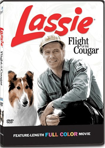 Lassie Lassie Flight Of The Cougar Nr