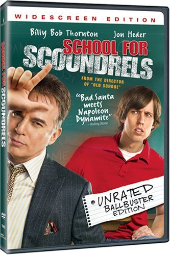 School For Scoundrels (2006) Heder Thornton Stiller Nr Unrated