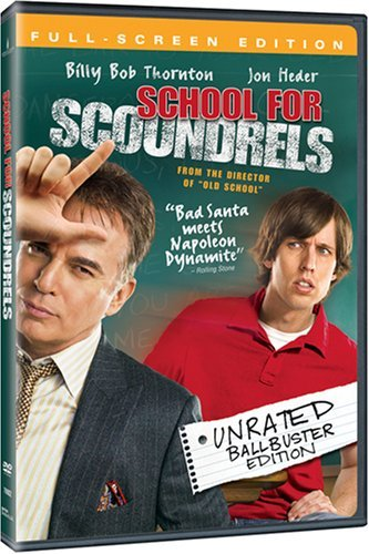 School For Scoundrels (2006) Heder Thornton Stiller Clr Nr Unrated