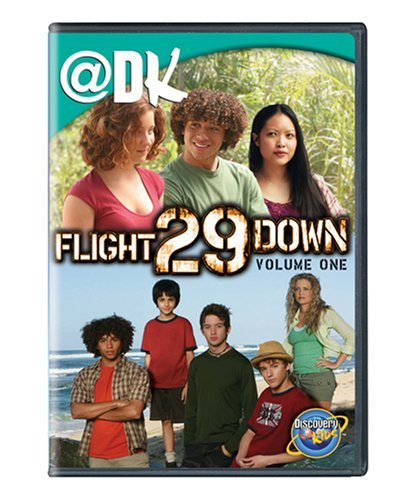 Flight 29 Down Vol. 1 Season 1 Clr Nr