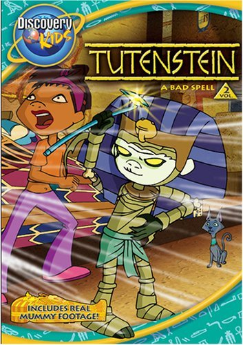 Tutenstein Vol. 2 Bad Spell Clr Nr