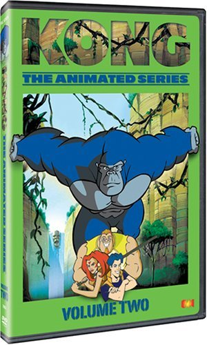 Kong The Animated Series Vol. 2 Clr Chnr 2 DVD