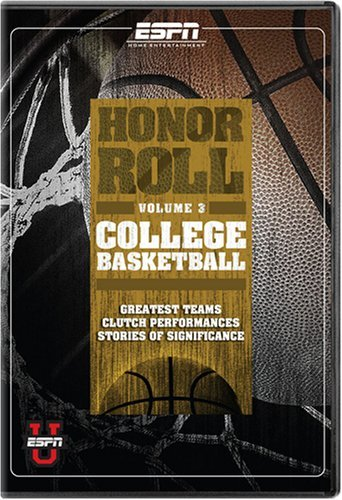Honor Roll College Basketball Vol 3 Clr Nr