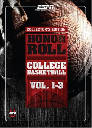 Honor Roll College Basketball Honor Roll College Basketball Clr Nr 3 DVD