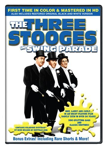 Swing Parade Three Stooges Clr Nr