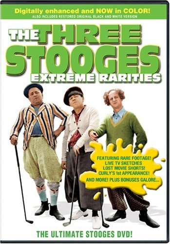 Extreme Rarities Three Stooges Clr Nr