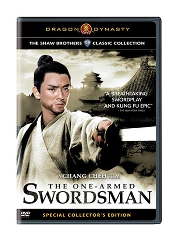 One Armed Swordsman Yu Jimmy Wang Clr Ws Chi Lng Eng Dub Nr