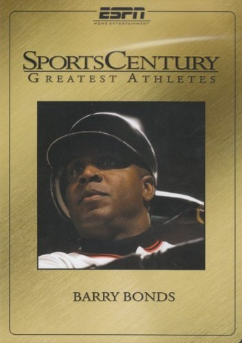 Sportscentury Greatest Athlete Barry Bonds Nr