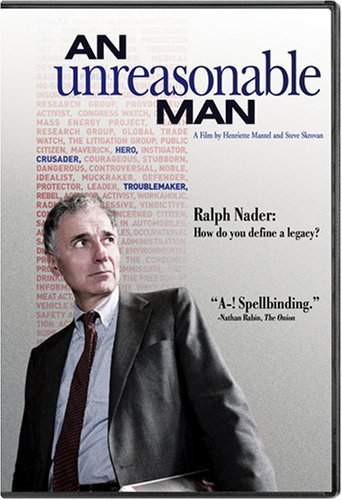 Unreasonable Man Unreasonable Man Clr Ws Nr 2 DVD