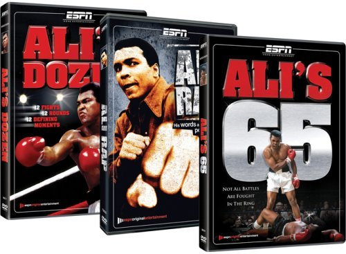 Ultimate Ali Collection Ali Rap Ali's Rap Ali's Dozen Ws Nr 3 DVD