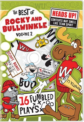 Vol. 2 Best Of Rock & Bullwinkle Nr