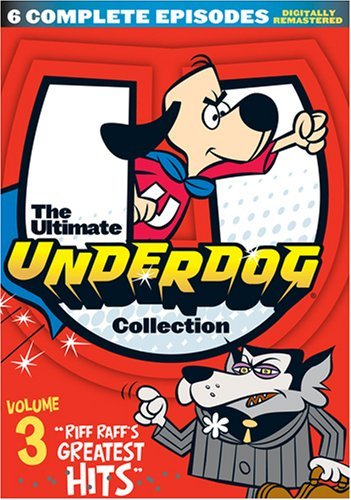 Ultimate Underdog Vol. 3 Ultimate Underdog Nr