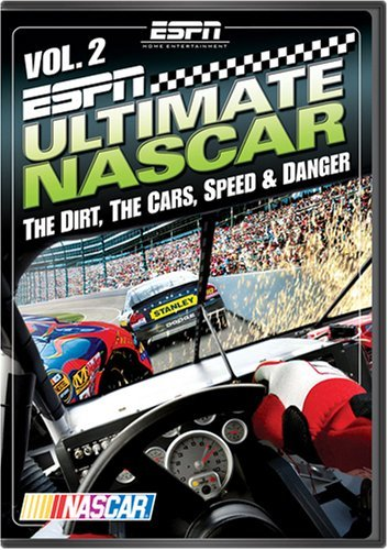 Espn Ultimate Nascar Vol. 2 Dirt Cars Speed & Dange Nr