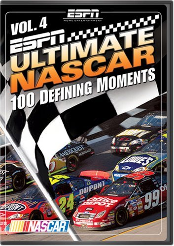 Espn Ultimate Nascar Vol. 4 100 Defining Moments Nr