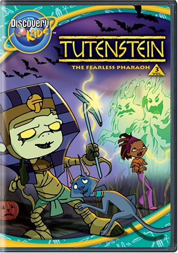 Tutenstein Vol. 3 The Fearless Pharaoh Nr