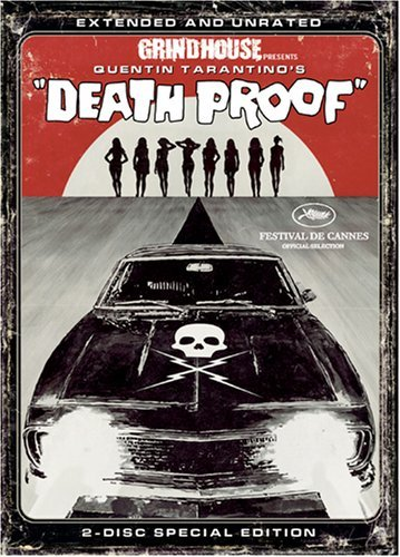 Death Proof Russell Dawson Mcgowan DVD Unrated