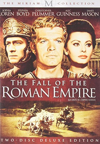 Fall Of The Roman Empire (2 Di Loren Boyd Plummer Guinness Ma Nr 2 DVD