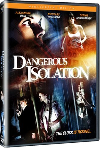 Dangerous Isolation Paul Turturro Christopher Bain Ws Nr