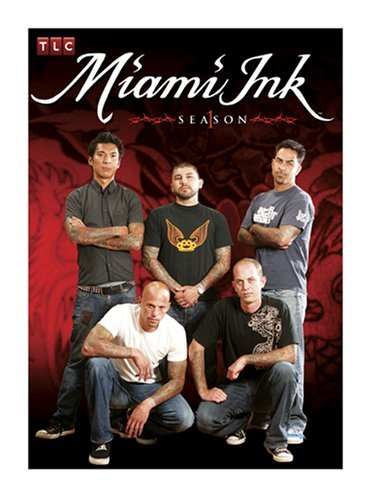 Miami Ink Season 1 Nr 5 DVD