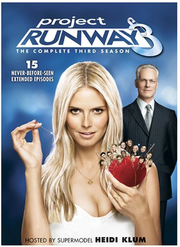 Project Runway Season 3 DVD