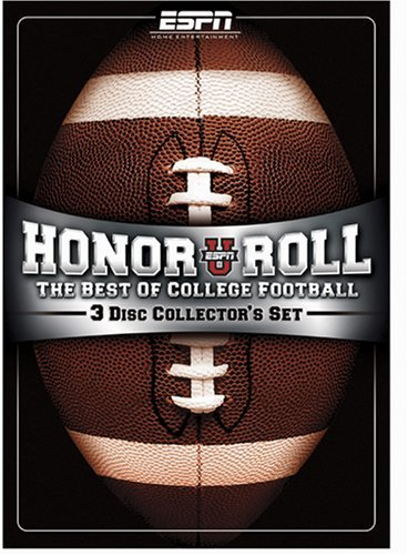 Espnu Honor Roll The Best Of Collector's Set Nr 3 DVD